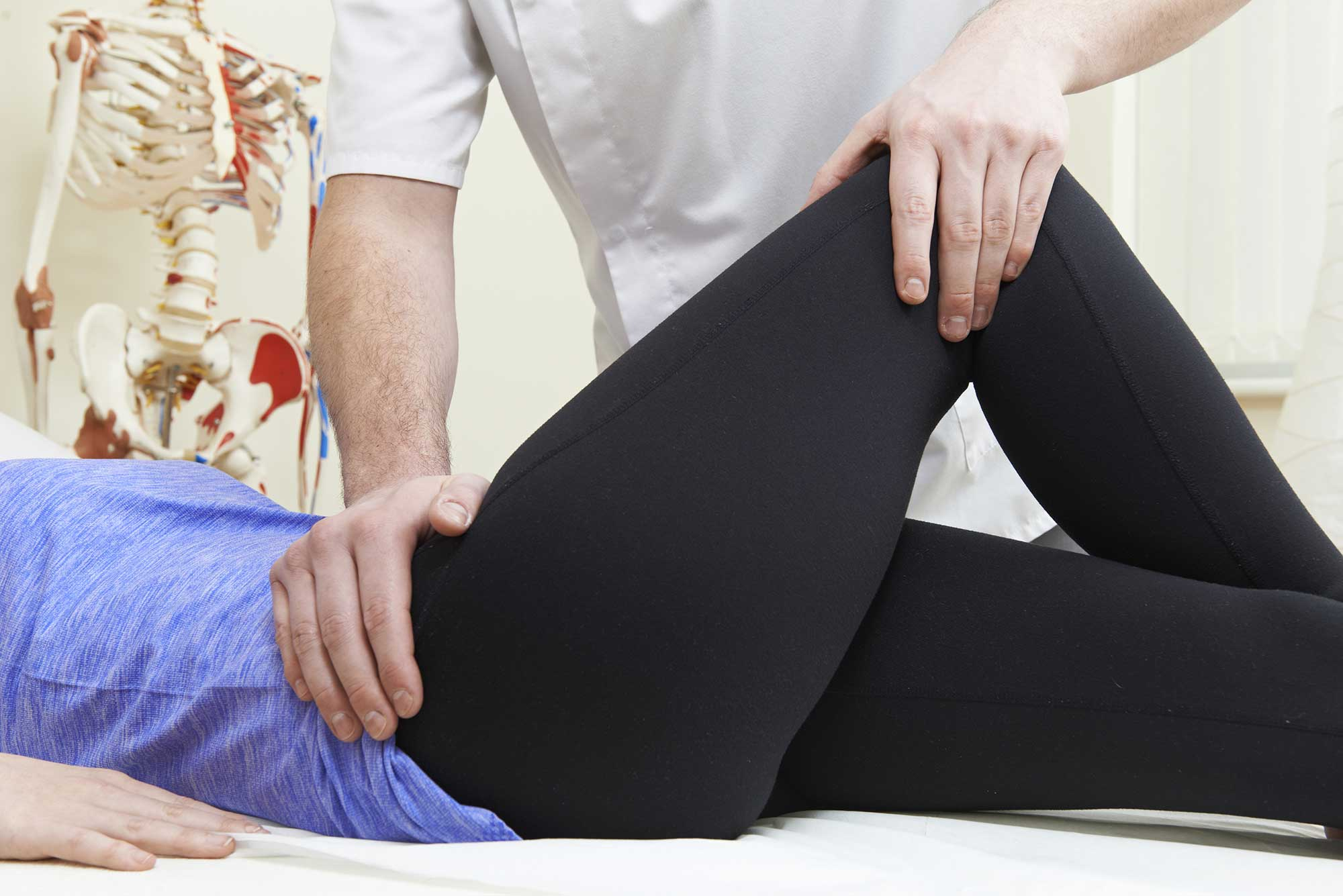 Hip or knee Pain1